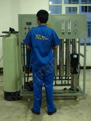 武汉苏博化工生产工艺用水 (2T/H)