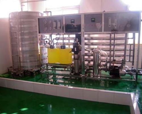 维斯第2T/H双级反渗透纯水设备