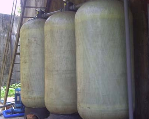 20T井水处理设备