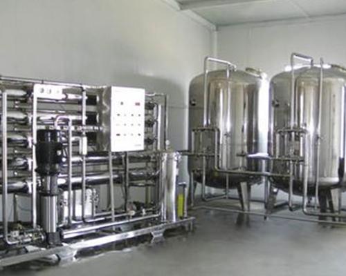 国际标准纯化水设备