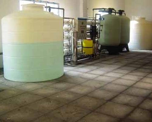 矿泉水成套设备