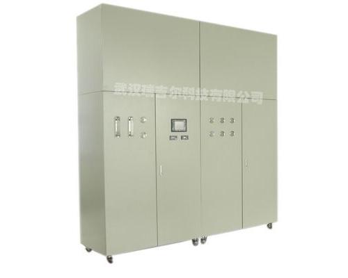 0.5T/H集成型反渗透水机