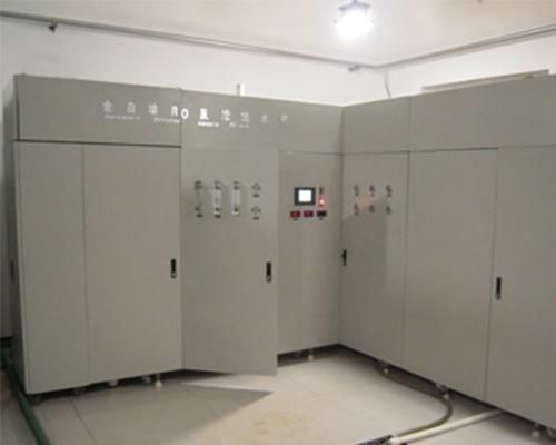 3T/H集成型反渗透水机