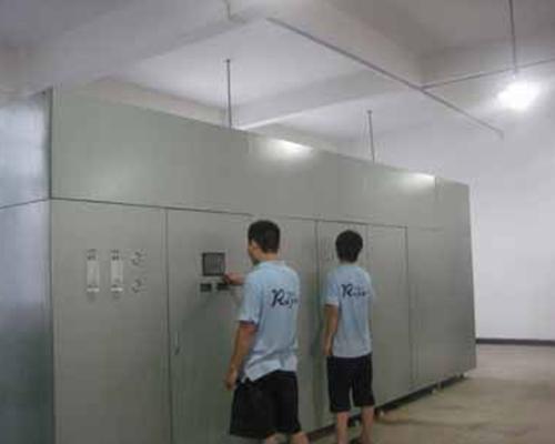 5T/H集成型反渗透水机