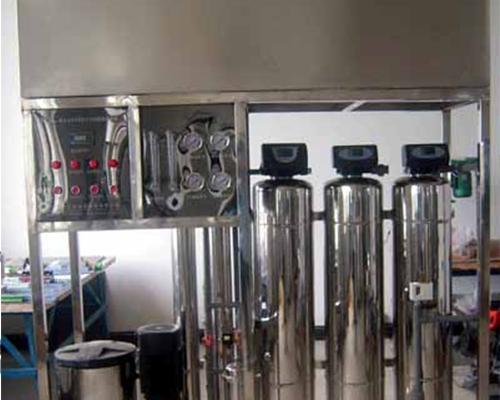 全不锈钢反渗透设备(0.5T/H)