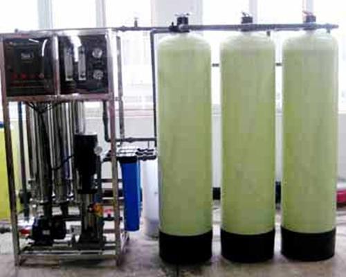 经济适用型反渗透纯水机(1.5T/H)